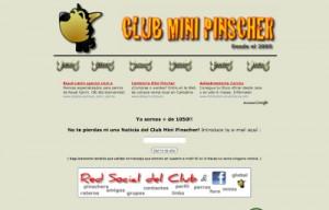 Pinscher Miniatura -- www.clubminipinscher.com -- club dedicado a la raza Mini Pinscher -- Min Pin
