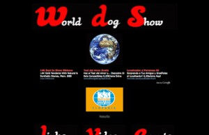 World Dog Show 2009 2010 2011 2012 paris results information winner photo